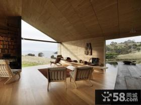 140万打造创意古韵的阳台装修效果图大全2012图片