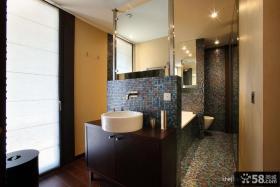 别墅小洗手间装修效果图欣赏