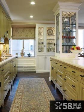 2014优质小户型厨房装修设计效果图