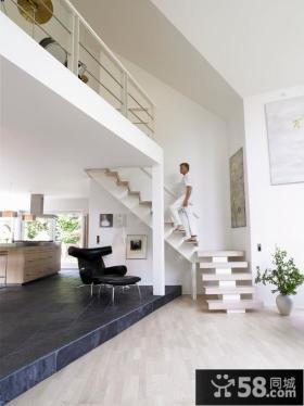 别墅楼梯设计大全