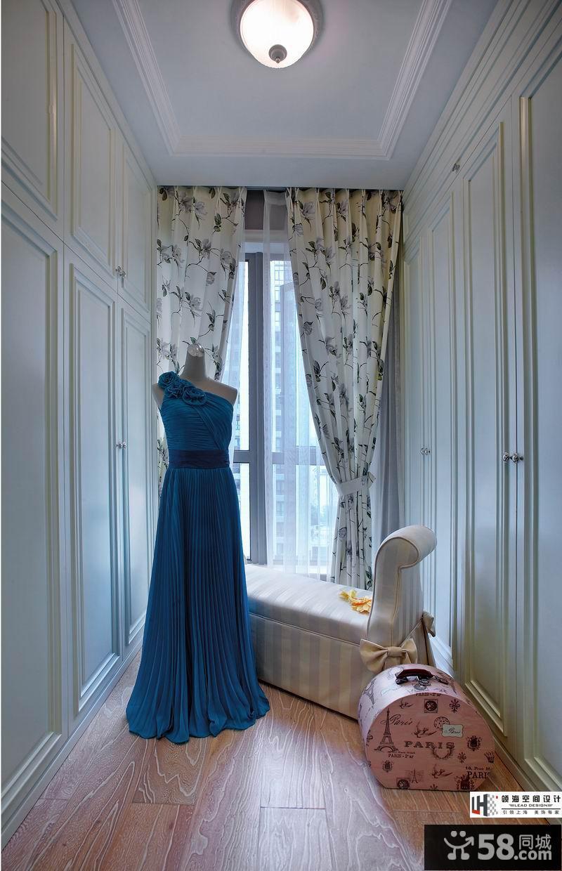 欧式风格小房间设计实景图