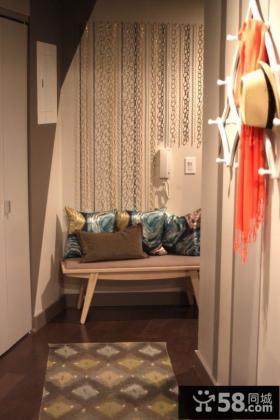 3万打造简单温馨的小户型现代简约卧室装修