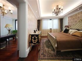 2014优质欧式卧室装修图