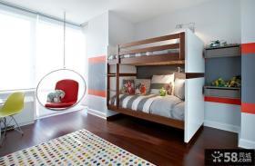小户型儿童房间布置图