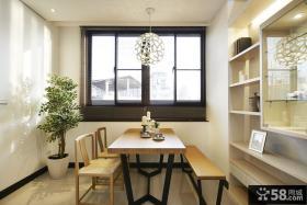 日式风格餐厅装修效果图展示