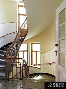 21万打造白色欧式风格复式卧室装修效果图大全2014图片
