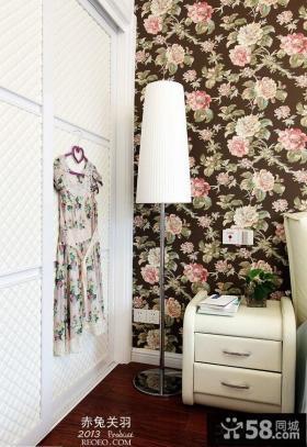 家居卧室灯饰图片