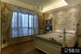 欧式家居卧室装修图