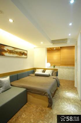 日式风格小卧室设计图片