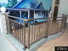不锈钢阳台护栏设计