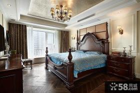 18平米古典欧式卧室装修图片