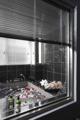 现代家装设计风格浴室装修