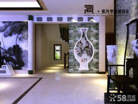 豪华别墅客厅背景墙设计