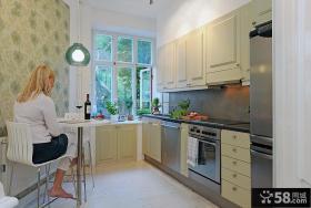 家庭设计4平米厨房图片欣赏