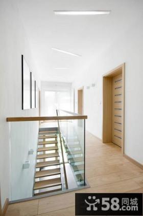 复式楼室内楼梯装修