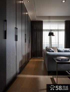 现代风格别墅设计装潢效果图