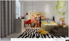 简约风格复式楼客厅装修效果图大全2012图片