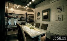 小户型餐厅装修设计图片