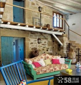 别墅室内墙面装修设计
