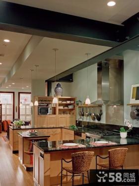 家庭整体厨柜厨房设计