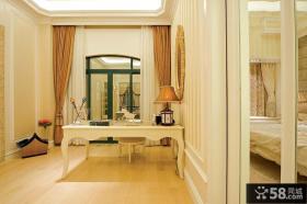 精致简欧风格复式家装效果图