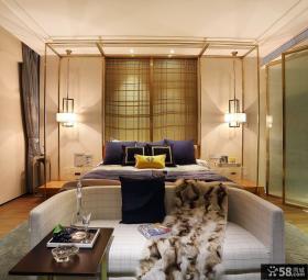 宜家卧室简单装修设计欣赏