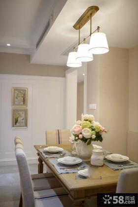 现代简约室内家居餐厅吊顶效果图