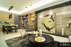 时尚现代风格两室一厅装修