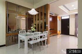 宜家公寓室内餐厅设计图片欣赏