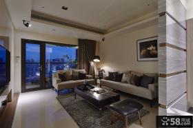 现代风格家装客厅设计效果图欣赏