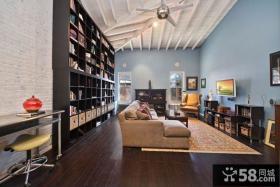 美式风格客厅家居图片欣赏
