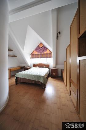 楼房卧室装修图片