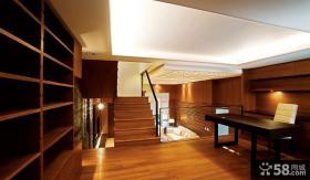 优质美式风格复式楼装修效果图