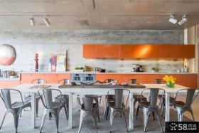 别墅餐厅设计图片欣赏