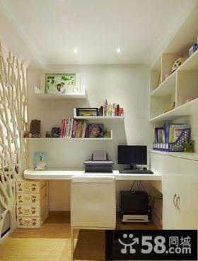 简单小户型书房设计图片大全