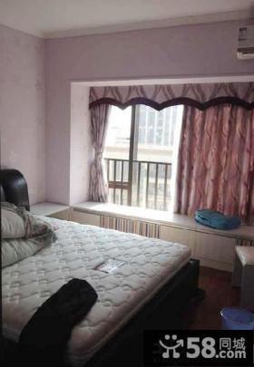 小户型卧室飘窗装修2014图片