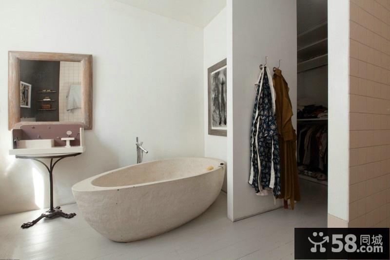 欧式小卫生间装修效果图大全2012图片 4平方卫生间装修图