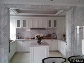 欧式家居厨房装修效果图片