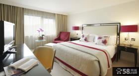 新古典时尚卧室装修图片