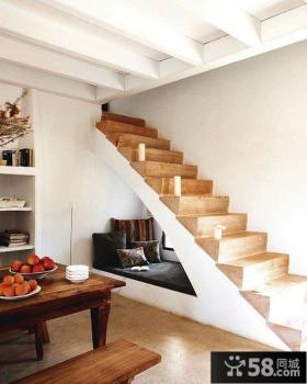 阁楼的楼梯设计