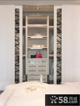 卧室推拉门衣柜设计大全