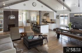 现代风格客厅装修效果图大全2013图片