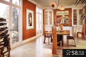 90平米房屋设计图欧式现代客厅背景墙