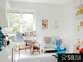 小户型儿童房装修效果图大全2013图片