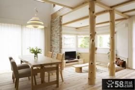 日式设计室内餐厅效果图欣赏大全