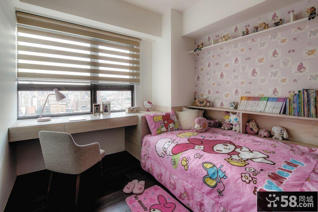 【两室一厅装修效果图大全2015图片】 - 58同城装修图
