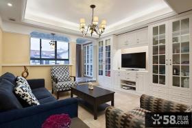 美式家居公寓住房装修效果图大全