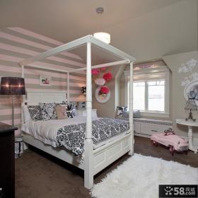儿童房间卧室装修效果图