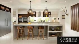 简约设计装修厨房效果图欣赏大全