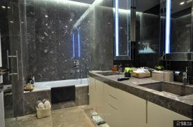 古典美式风格卫生间图片